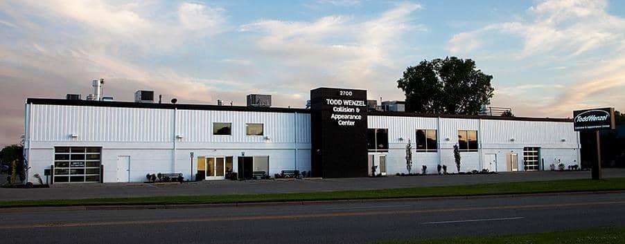 Todd Wenzel Collision Center
