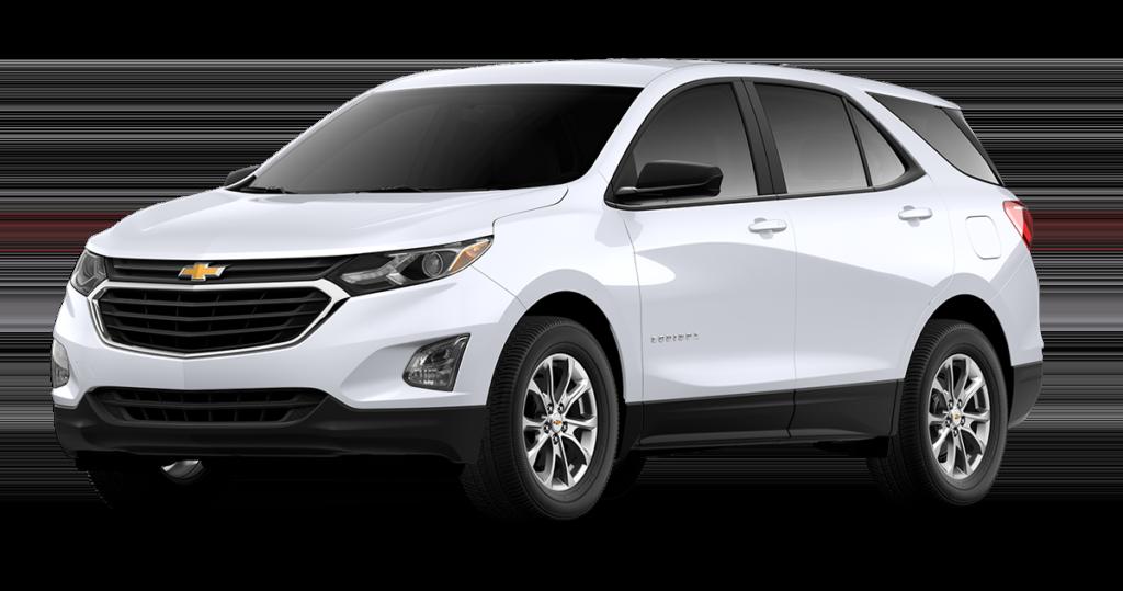 2021 Chevrolet Equinox LS (QH210133)