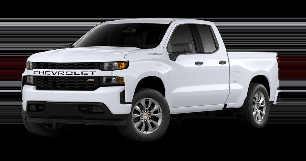 2021 Chevrolet Silverado 1500 Custom (SH210716)