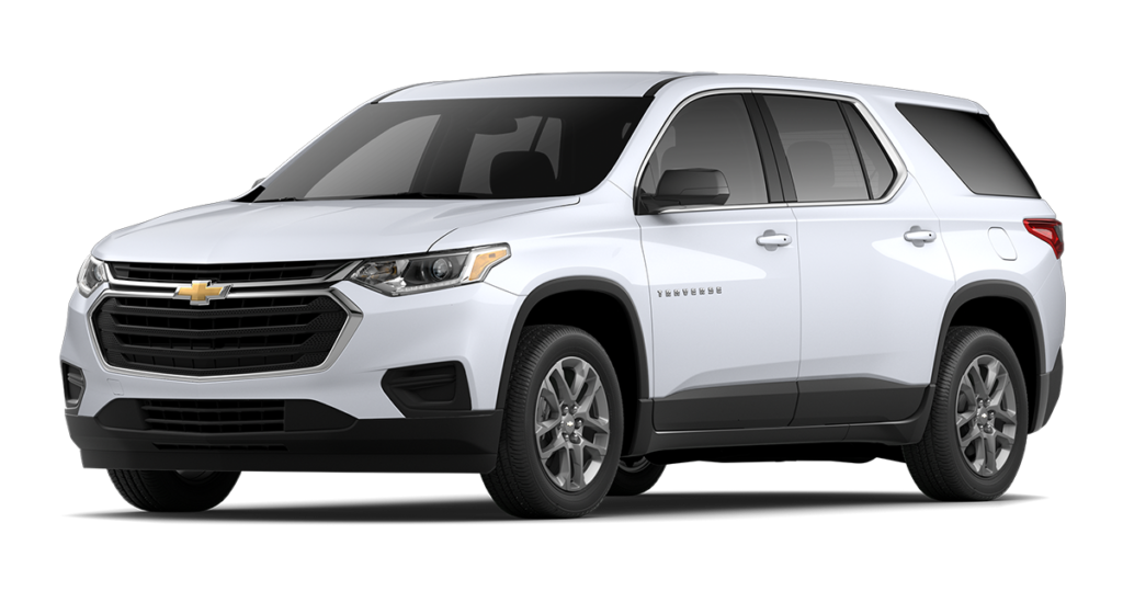2021 Chevy Traverse LS (EH210253)