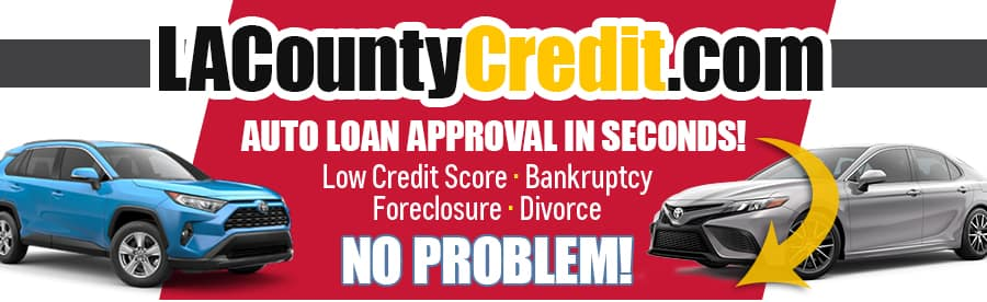 LACountyCredit.com - Auto load approval in seconds