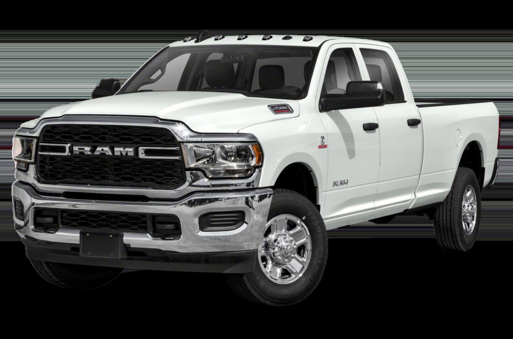 NEW 2021 RAM 2500
