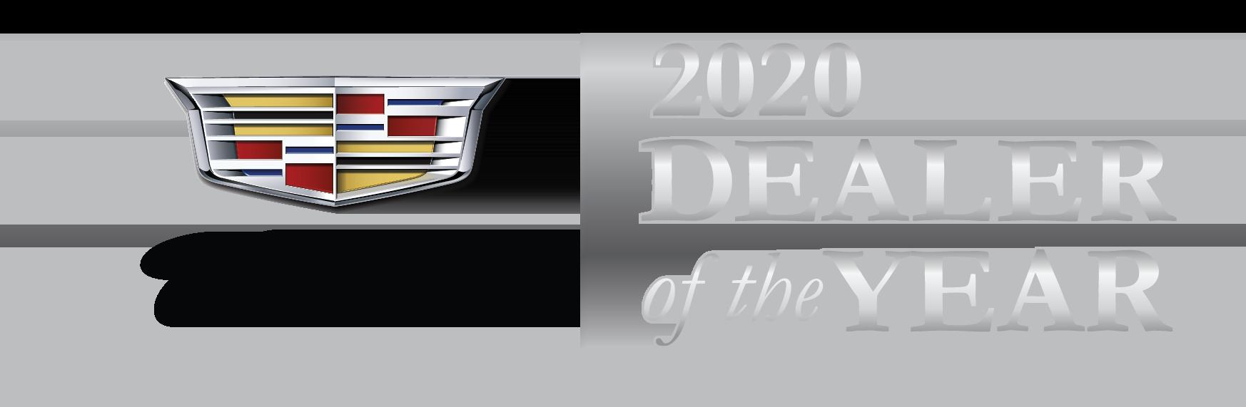 dealer of the year award 2020