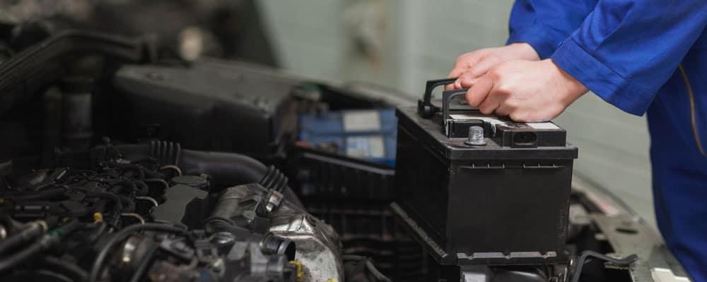 Battery Test Inspection