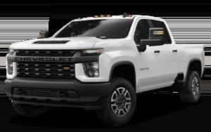 2021 Chevrolet Silverado HD