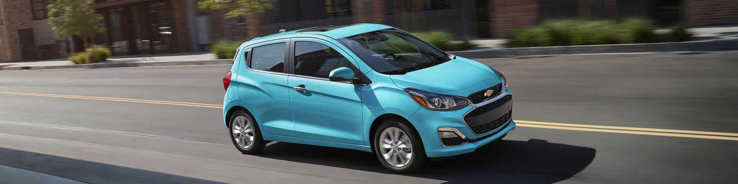 2022 Chevy Spark in Smithville, MO