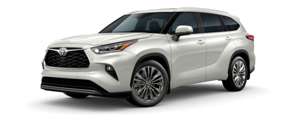 2021 Toyota Highlander LE