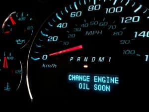oil change in Omaha